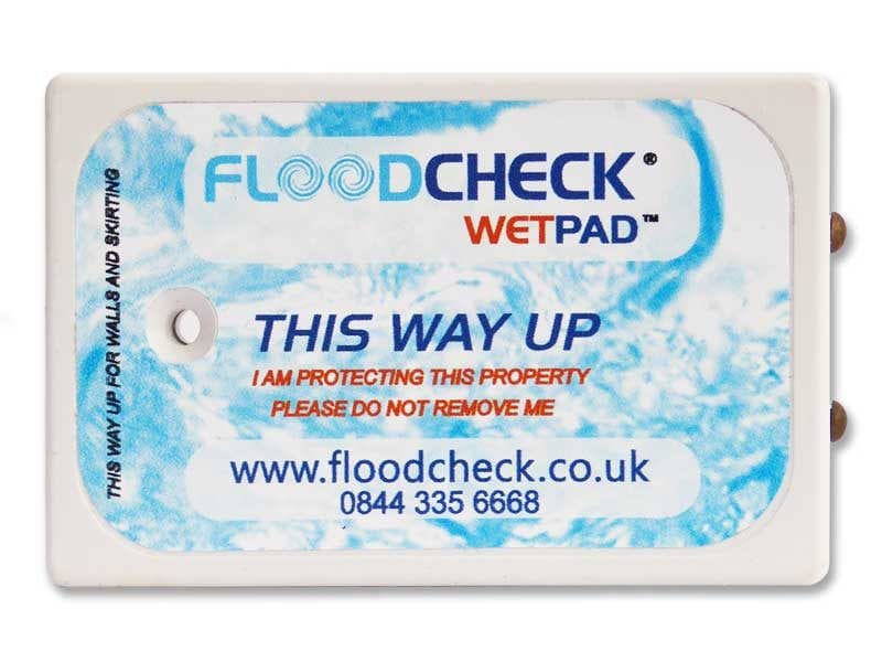 Floodcheck Wetpad